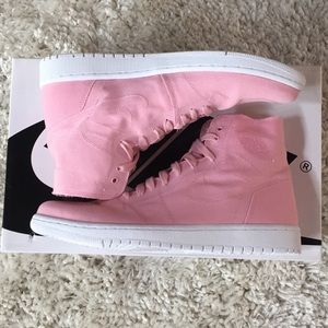 ... Nike Air Jordan 1 Deconstructed Pink 867338-620 10 7f38b9c4e